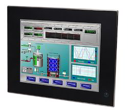 Touch Screen Based HMI with Pluggable I/O