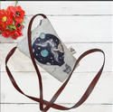 Digital Printed Mobile Sling Bag