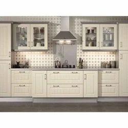 White Membrane Kitchen