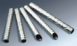 Stainless Steel Design Pipes
