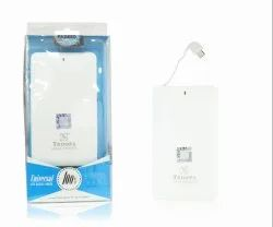 Troops Tp-1033 8000mah Leather Power Bank