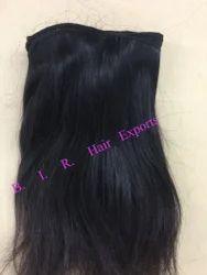 Temple Hair Straight