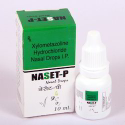 Xylometazoline Hydrochloride 0.05%. Nasal Drop