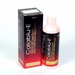 Calamine Light Liquid Paraffin Aloe Vera