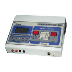 Interferential And Ultrasonic Therapy Tens M.S
