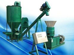 Poultry Mesh Feed Plant (500 kg/h)