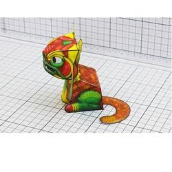 Promotional Paper Toys
