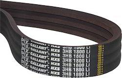 Pix-Gallant Heavy Duty High Power Belts