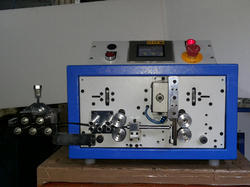 Automatic PVC Wire Cutting and Stripping Machine- HSE 141