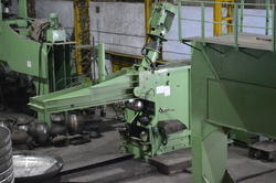 Dished Ends Spinning Machine