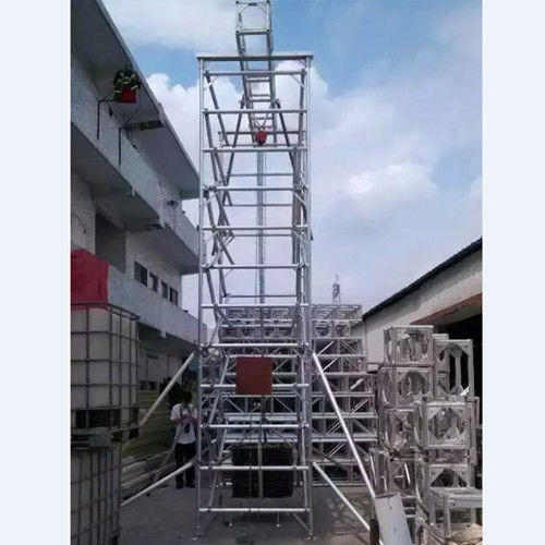 Industrial Ladders Tower Ladder Manufacturer From Surat