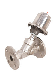 Angle Type Control Valves
