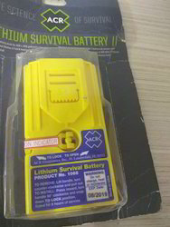 GMDSS Lithium Survival Battery - ACR-1066
