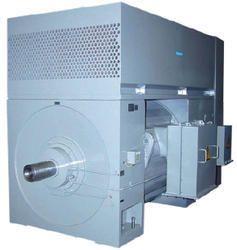 Siemens HV Asynchronous Slip Ring Motors