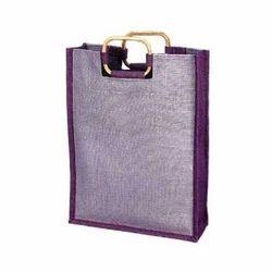 Juteberry Jute Shopping Tote Bag