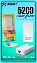 5200mah Power Bank