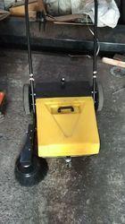 Manual Sweeper Machine