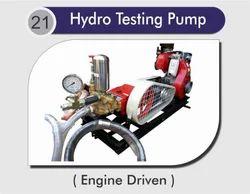 Engine Operated Hydrostatic Test Pump