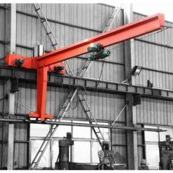 Full Cantilever Jib Cranes