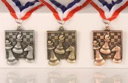 Square Medals