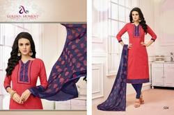 3/4 Sleeve Fancy Madhushala Salwar Suit Fabric