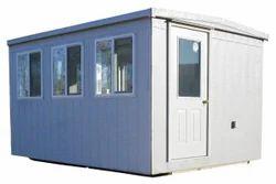 FRP Guard House Cabin