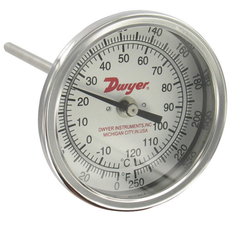 Series BT Bimetal Thermometer