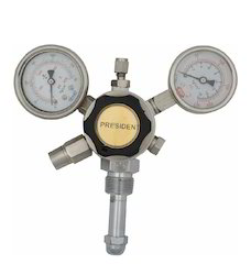 Adjustable High Pressure Industrial Gas Regulator