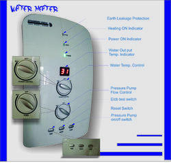 Instant Water Heater With Pump Model No Ultimo 31N