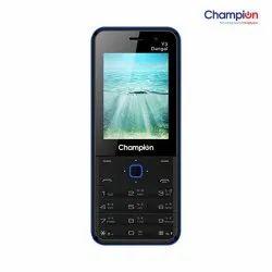 Champion Mobile Y3 Dangal (Black)