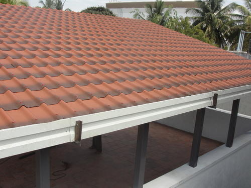 Onduvilla Light Weight Roofing Tile At Rs 1 Square Feet