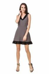 Fancy  Wear Designer One Piece Dress