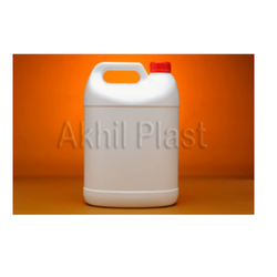 AP08 HDPE Plastic Oval Can
