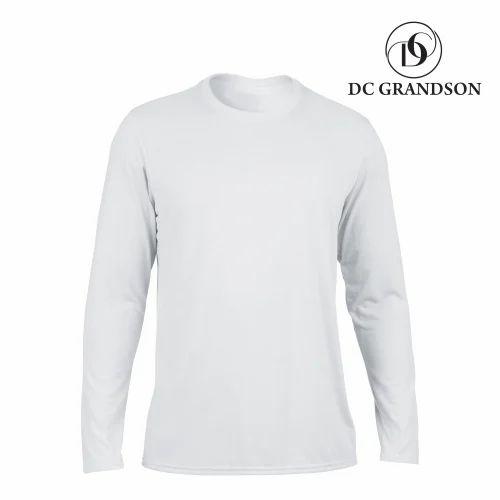 55e7f7746f9 Full Sleeve T- Shirt - Round Neck Full Sleeve T-Shirt Wholesale ...