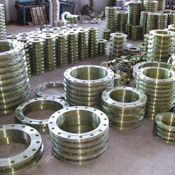Aramco Approved ASTM Flange A694 Gr.F52 with Collar