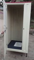 Portable Urinal Cabin for Railway Station