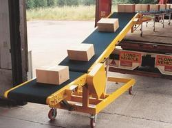 Flexible Loaders and Unloader Conveyors