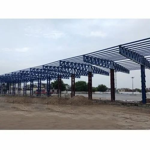 Industrial Shed Steel Structure Industrial Shed