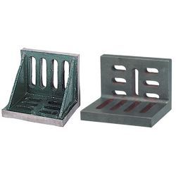 Angle Plate Open And Webbed End