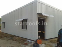 Roofing Fabrication Work