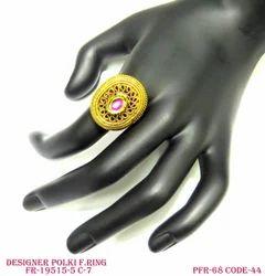 Net Designer Antique Fashionable Finger Ring