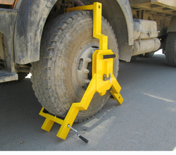 Truck Wheel Clamp