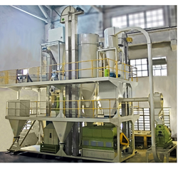 Semi Automatic Poultry Pallet Feed Plant