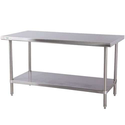 Kitchen Steel Table Pharma kitchen equipment manufacturer from vasai stainless steel table with apron hanging workwithnaturefo