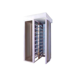 Full Height Clearstyle Turnstiles