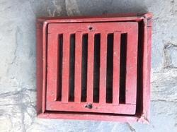 Cast Iron Jalee With Frame