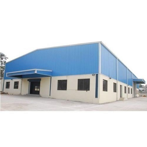 Light Industrial Construction Cost Per Square Foot: Godown Roofing Shed Service Provider