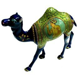 Meena Camel Sculpture