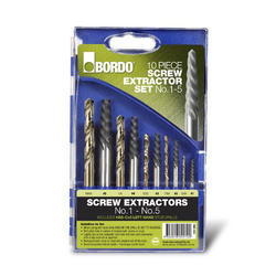 Screw Extractors No.1-5