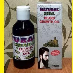 Natural Herbal Beard Oil